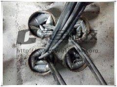 封闭多根电缆管道孔方法