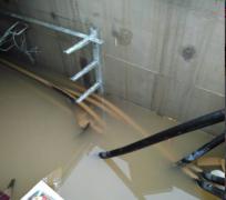 电缆管道内有积水用什么封堵
