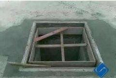 电缆工作井管道封堵