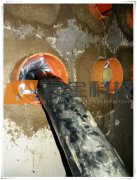 单芯多芯空管电缆管道密封防水施工