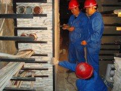公司生产场所设施的电缆防水防火