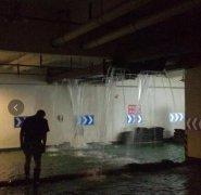 配电室消除漏水隐患 下大雨不再担惊受怕了