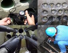 电缆管道充气式防水封堵装置