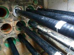 孔洞防水中电缆充气管堵的应用