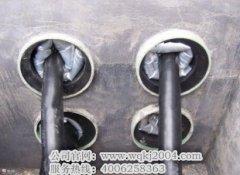充气管道封堵塞子使用