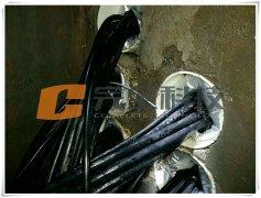 电缆管道密封堵漏用什么材质的好