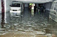 围观城市遇大雨时充气囊在电力抢修中的快速应用